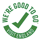 we are good to go, visit England