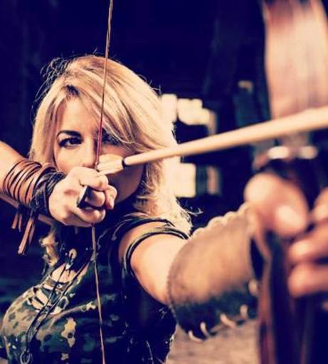 Battlezone Archery Hen Party Activity
