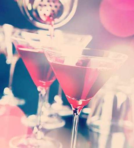 Cocktail Making and 2 Course Meal Activity - Hen Party