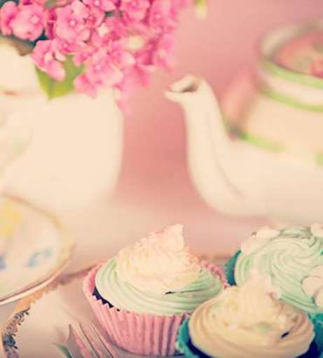 Cupcake Decorating and Afternoon Tea for a Hen Party