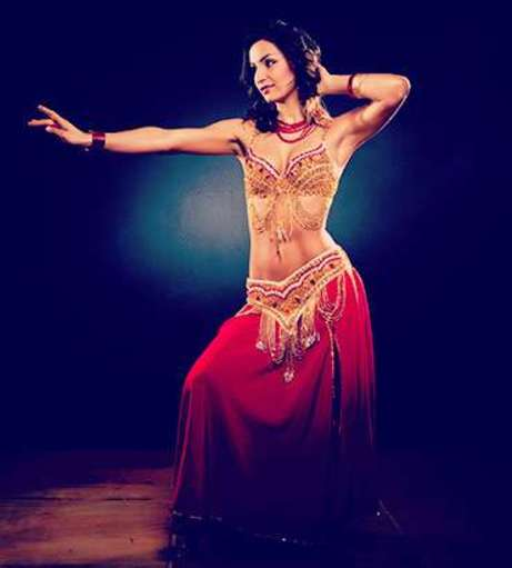 Belly Dancing Lesson for Hen Weekends