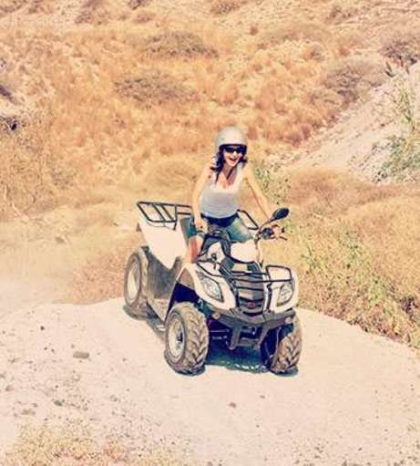 Hen Party Activity - Cross Country Quad Biking