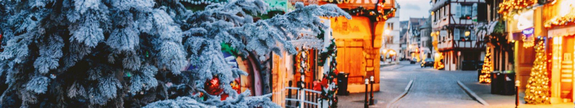 Christmas Market - Festive Season activity ideas for Hen Party