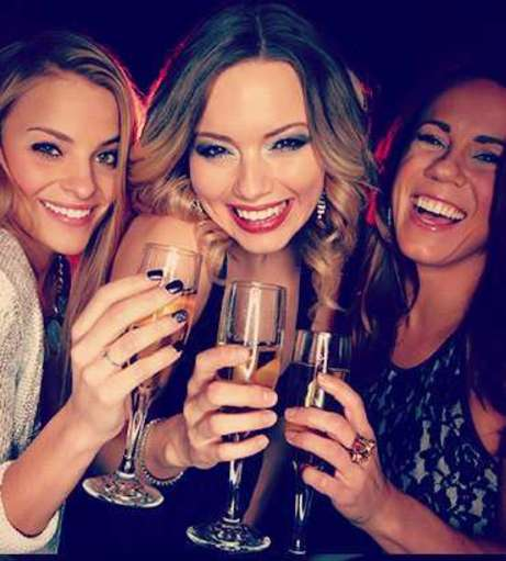 Hen Party Packages - Amsterdam - Essentials