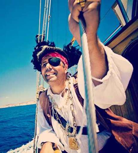Ayia Napa Hen Party Packages - Pirate Boat Cruise