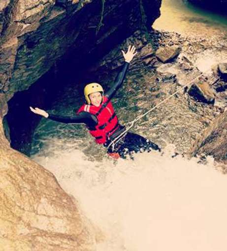 Benalmadena Hen Party Packages - Canyoning