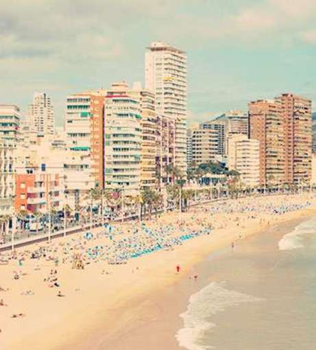 European Hen Do Destination - Benidorm