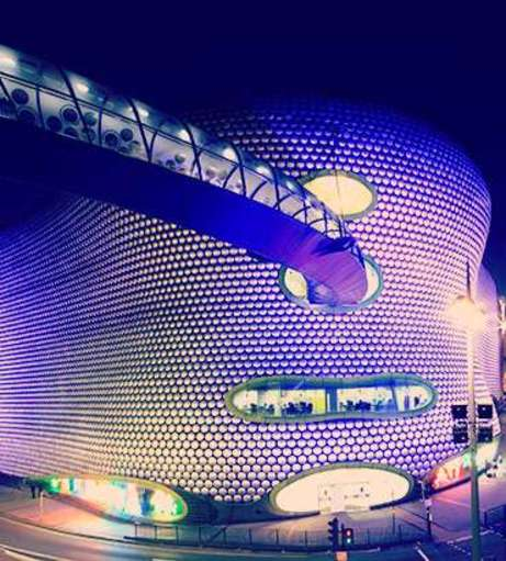 UK Hen Party Destination - Birmingham