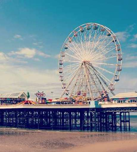 UK Hen Party Destination - Blackpool