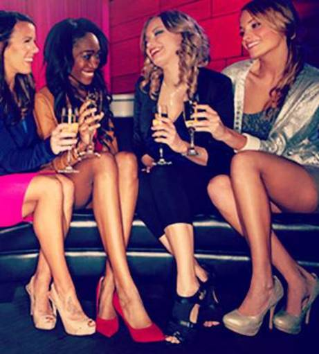 Hen Party Packages - Bournemouth - Hen Party Perfection