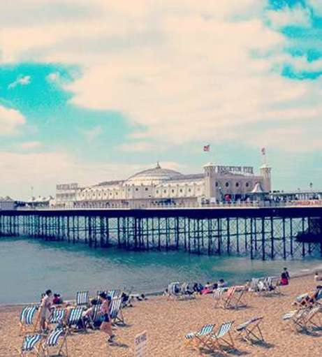 UK Hen Party Destination - Brighton