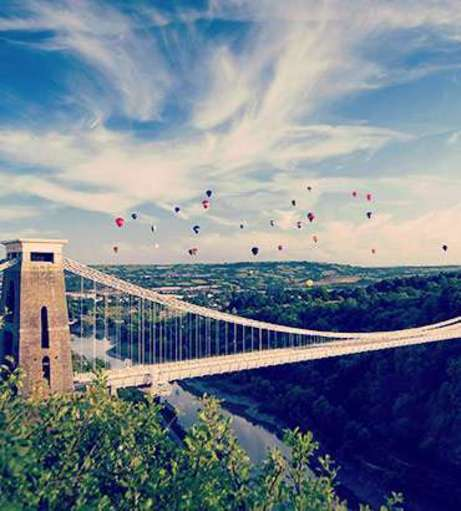 UK Hen Party Destination - Bristol