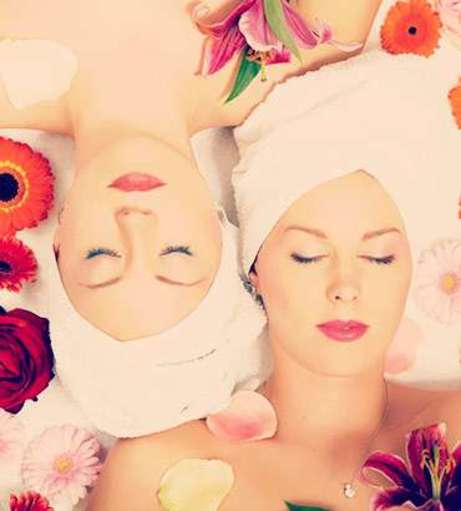 Brussels Hen Party Packages - Spa Day