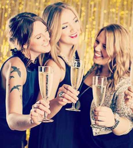 Cardiff Hen Party Packages - Bubbly Tasting