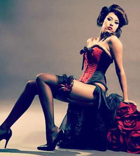 Cardiff Hen Party Packages - Burlesque Class