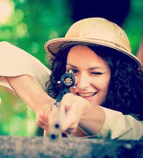 Derby Hen Party Packages - Air Rifles and Archery