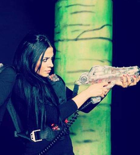 Derby Hen Party Packages - Laser Tag