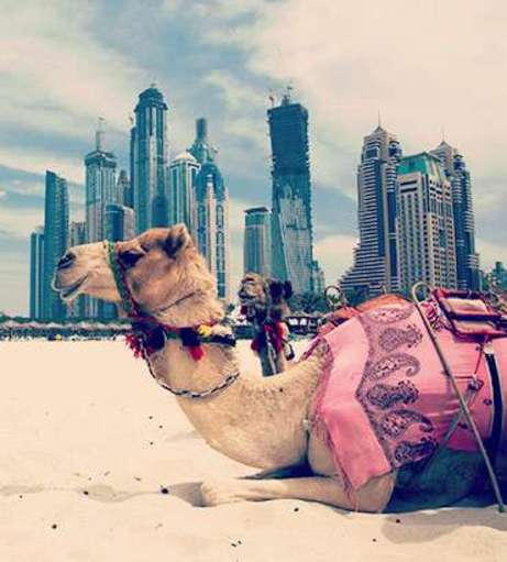Hen Party Destinations Abroad - Dubai