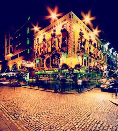 European Hen Do Destination - Dublin