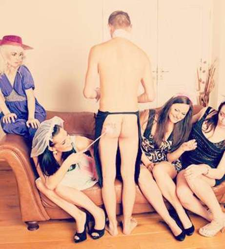 Fuengirola Hen Party Packages - Cheeky Butler