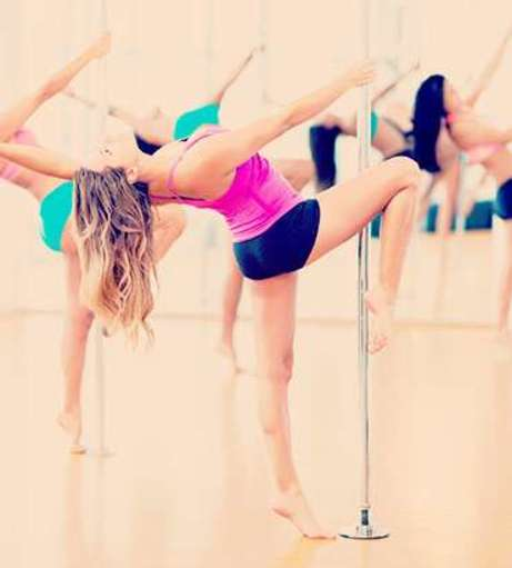 Fuengirola Hen Party Packages - Pole Dancing