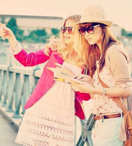 Afternoon Tea Hen Party Ideas: Galway Treasure Hunt