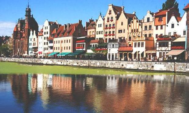 Gdansk Hen Do, Hen Party and Hen Weekend Packages and Activities