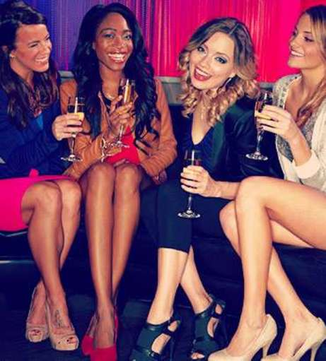 Hamburg Hen Party Packages - VIP Club and Bar Crawl