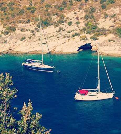 Hvar Hen Party Packages - Blue Cave Experience