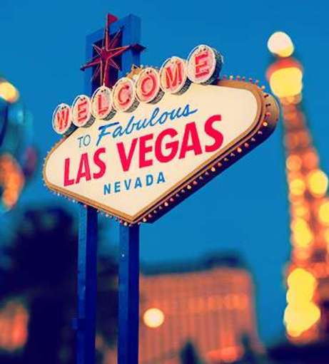 Hen Party Destinations Abroad - Las Vegas