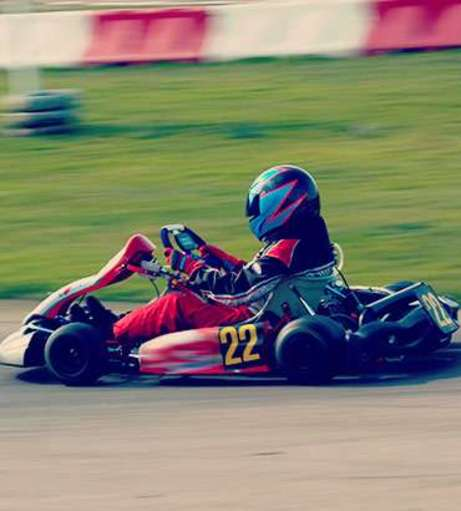 Malaga Hen Party Packages - Outdoor Karting