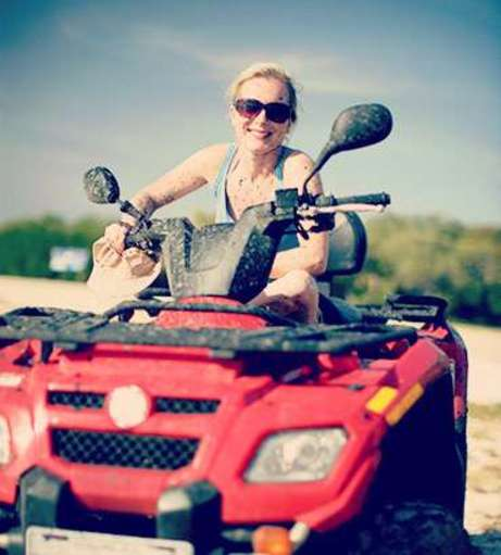 Malaga Hen Party Packages - Quad Biking