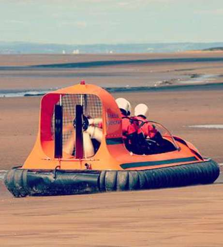Manchester - Hen Party Packages - Hovercrafts and Dirt Buggies