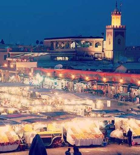 Hen Party Destinations Abroad - Marrakech