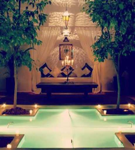 Marrakech Hen Party Packages - Luxury