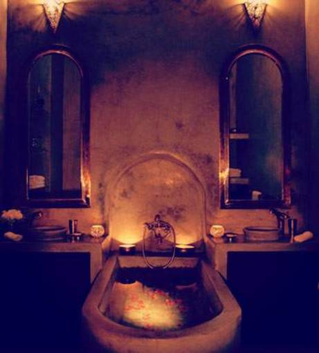 Marrakech Hen Party Packages - Ritual Relaxation