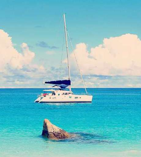 Monte Carlo Hen Party Packages - Catamaran Cruise