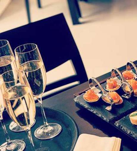 Monte Carlo Hen Party Packages - Champagne Aperitif