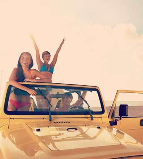Monte Carlo Hen Party Packages - Jeep Safari