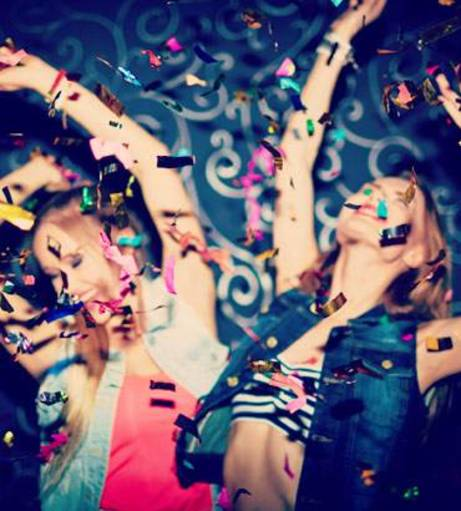 Oxford Get Your Groove On - Hen Party Ideas