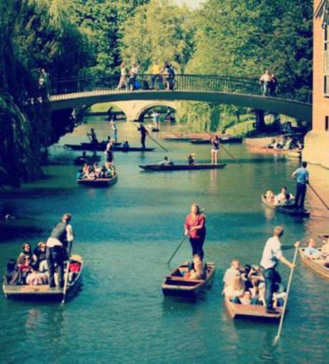 Oxford Punting Perfection - Hen Party Ideas