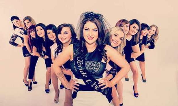 Paris Hen Do Makeover and Photoshoot Package | Hen Weekends