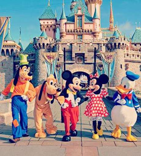 Paris - Hen Party Packages - Disneyland Paris