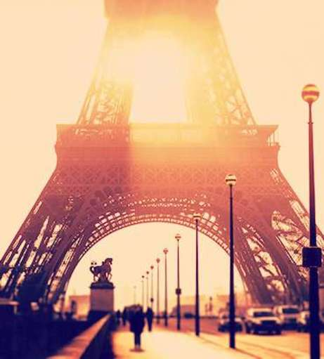 European Hen Do Destination - Paris