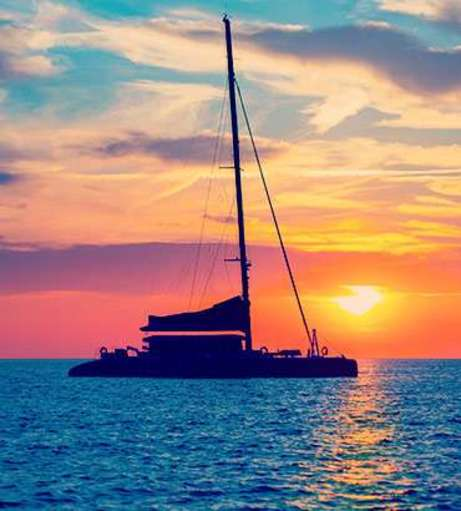 Salou Hen Party Packages - Sunset Cruise