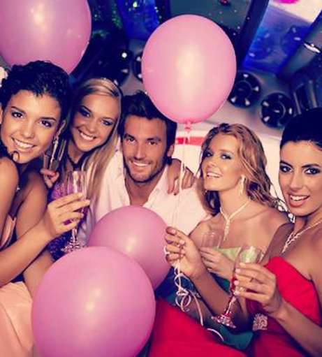 Sofia Hen Party Packages - Ultimate Party