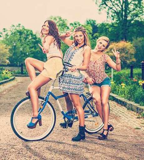 Valencia Hen Party Packages - Bike Tour